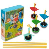 Safe Lawn Darts Yard Games