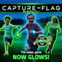 Capture the Flag Glow-in-The-Dark